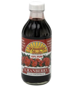 100% Pure Organically Grown Cranberry Concentrate (473ml)