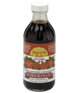 100% Pure Organic Pomegranate Concentrate (473ml)