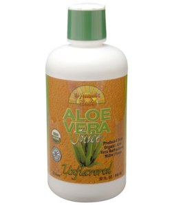Organically Grown Aloe Vera Unflavoured (946ml)