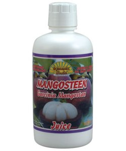 Organically Grown Mangosteen Fruit Fusion (946ml)