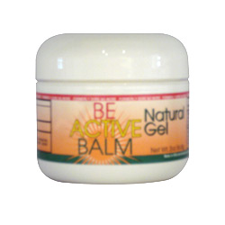 Be Active Balm (4oz)