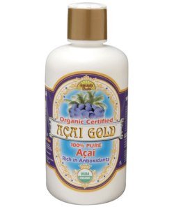 100% Organic Acai Gold Juice (946ml)