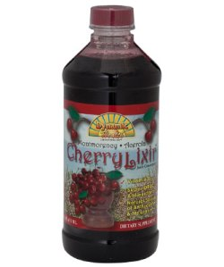 Tart Cherry Elixir Concentrates 473 ML