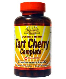 Tart Cherry Complete with CherryPure Capsules 60